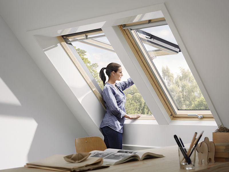 Finestre velux per tetti vendita lucernari e finestre roma - Finestre velux per tetti ...